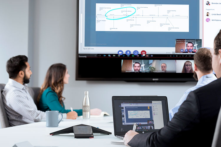 Image for Messaging, Voice & Conferencing