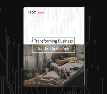 Transform Business for Digital Age