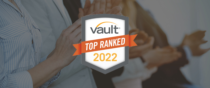 Vault Accounting 50 Ranks BDO USA in Top Five for Fourth Consecutive Year