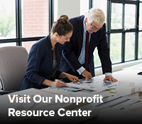 Visit Our Nonprofit Resource Center