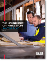 The MPI Internet of Things Study