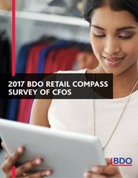 2017 BDO Retail Compass Survey of CFOs