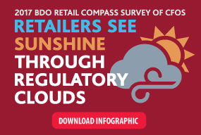 Retailers See Sunshine Through Regulatory Clouds