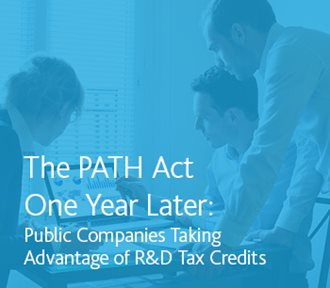 The PATH Act One Year Later