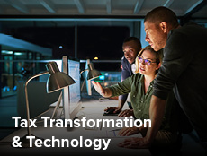 Tax Transformation & Technology
