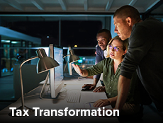 View Tax Transformation