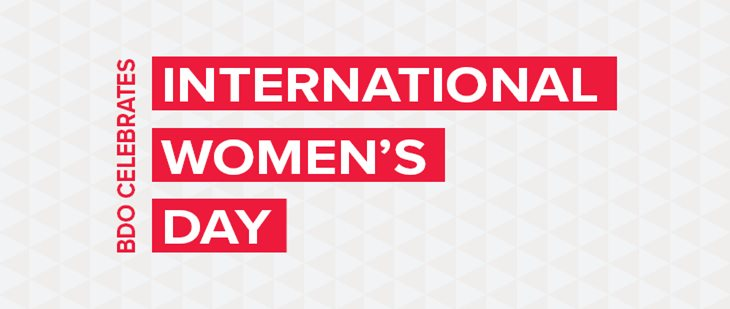 Choose to Challenge: BDO celebrates International Women's Day