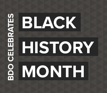 BDO professionals share their perspectives on Black History Month