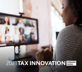 Harnessing the Accelerated Shift to a Digital Tax Department